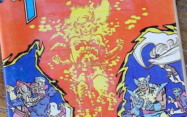 Modificare la fine della saga di Dark Phoenix è una tradizione degli X-Men