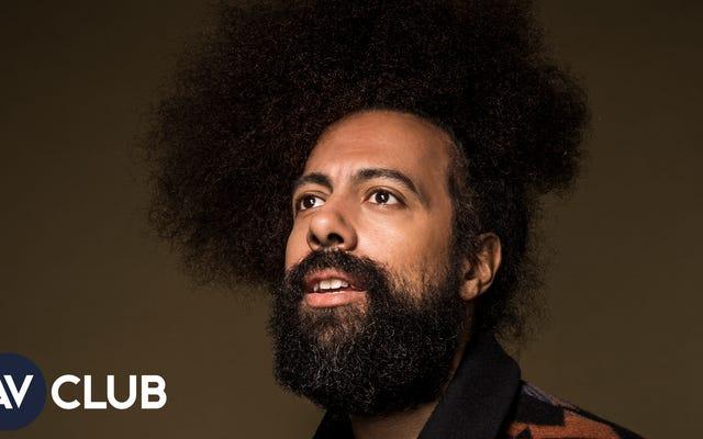 Độc quyền: Giới thiệu WattsApp, ứng dụng mới từ Reggie Watts