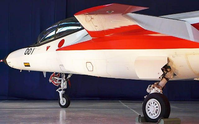Todo lo que sabemos sobre el X-2, el futuro del diseño japonés de caza furtivo