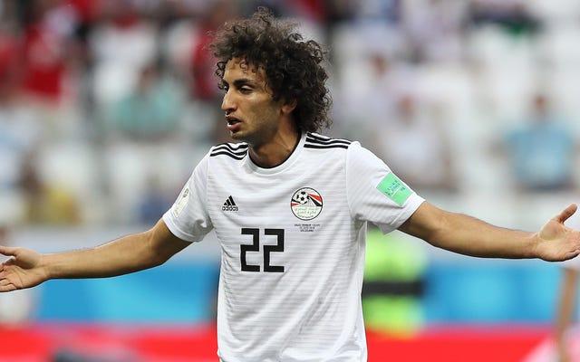 連続性的ハラサーアムルワルダがエジプト代表チームに復帰することを許可