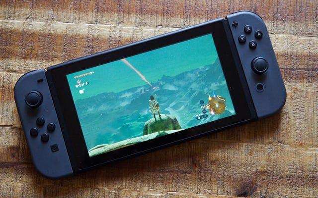 `` Unpatchable Exploit '' sur Nintendo Switch ouvre la porte aux jailbreaks