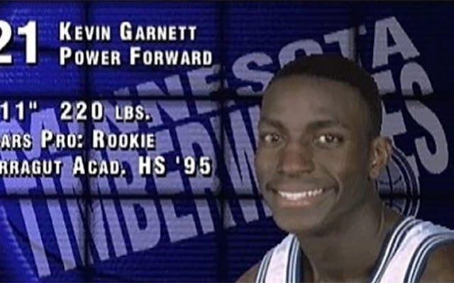 16ビット時代の最後のNBAプレーヤーが引退しました