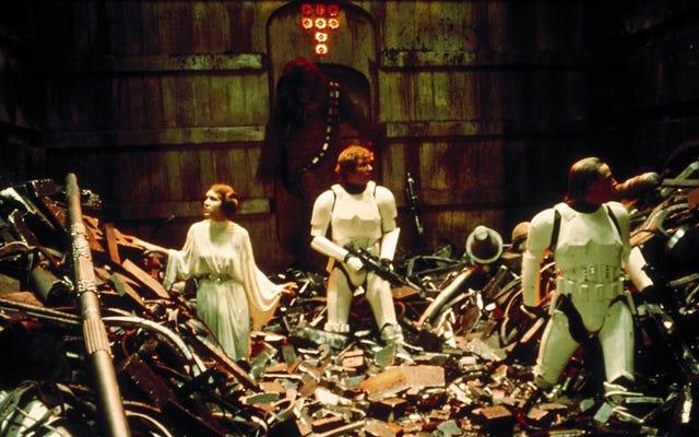 Les scènes les plus dégoûtantes de Star Wars sont désormais des bougies parfumées