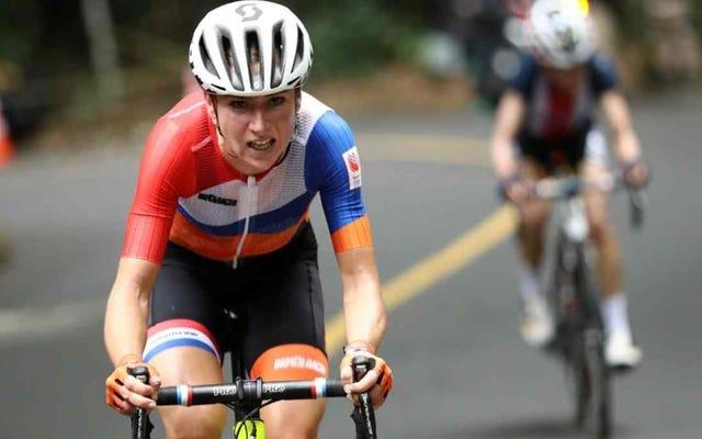 オリンピックのサイクリストを病院に送った恐ろしい事故の背後にある科学