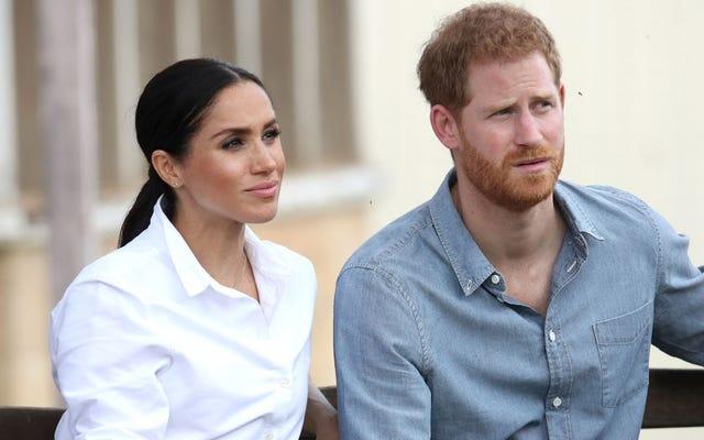 英国のラジオジョックは、メーガンの新しい赤ちゃんについての人種差別的なツイートの後にブーツを取得します