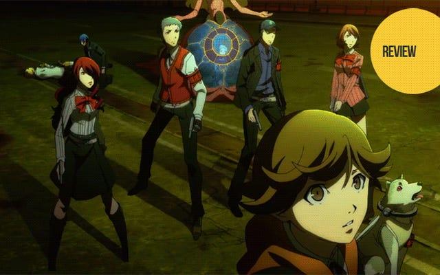 Der letzte Film von Persona 3 bringt die Serie auf eine hohe Note