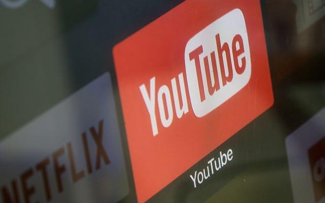 YouTubeはついに、そのアルゴリズムがあなたの顔に置くビデオをより細かく制御できるようになりました