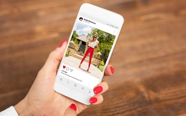 Dapatkan Suka Instagram dan Jumlah Komentar Kembali Menggunakan Ekstensi Chrome Ini