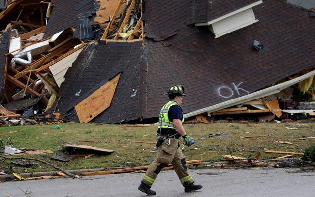 国立気象局のデジタルインフラストラクチャは、災害に備えて準備を進めています