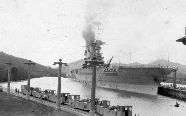 新たに機密解除された文書は、パナマ運河を破壊するために計画されたナチスを示しています