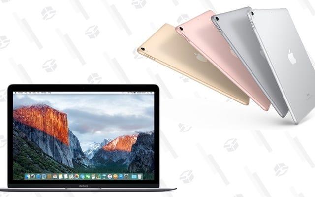 La oferta de Apple reacondicionada de Woot está aquí para los propietarios de iPad y Mac que buscan gangas