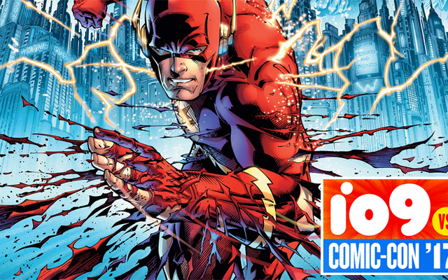 Holy Shit, The Flash Movie Adatterà Flashpoint