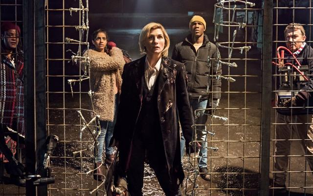 Nowe obrazy z Doctor Who's Return to odważne miejsce dla lekarza