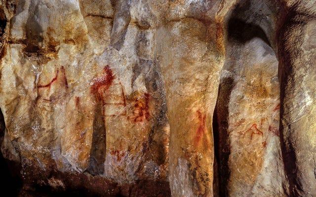 ネアンデルタール人の芸術を疑う科学者は、これらの甘い洞窟壁画からの新しい証拠を手に入れなければなりません