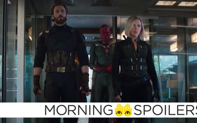 อีกหนึ่งฮีโร่ของ Marvel ได้รับการยืนยันสำหรับ Avengers 4