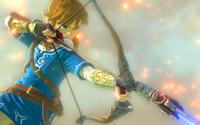 The Legend of Zelda: Breath of the Wild è il prossimo gioco di punta di Nintendo