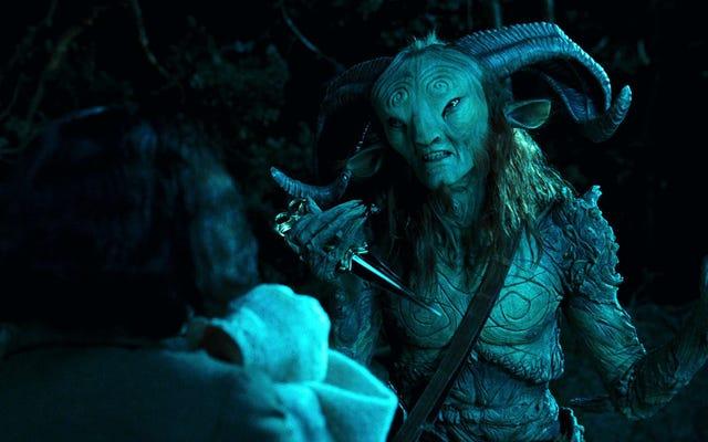 Guillermo del Toro i Cornelia Funke piszą nową powieść o labiryncie Pana