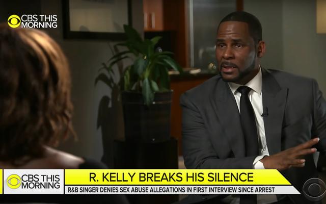 Vos blagues et vos mèmes R. Kelly ne sont pas drôles