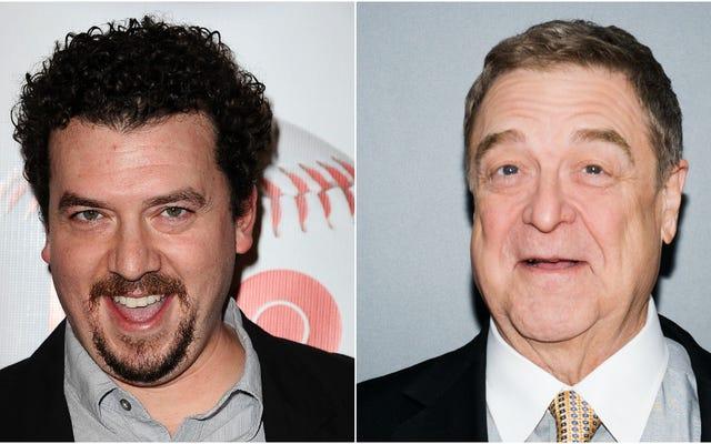 Danny McBride et John Goodman joueront les prédicateurs avides de télévision pour HBO