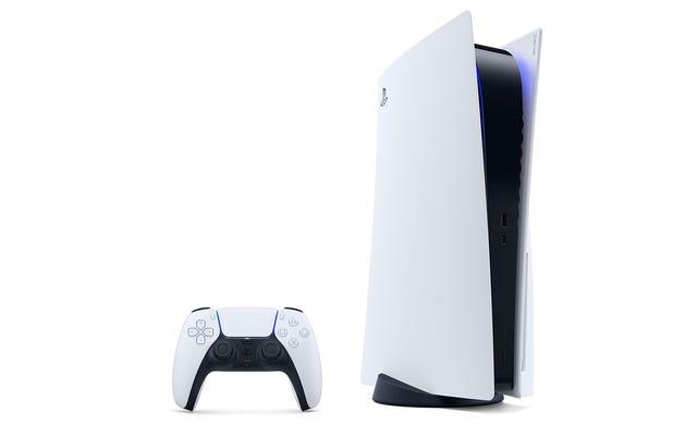 PS5 trông không đẹp