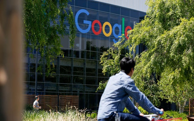 Google HR: कार्यस्थल भेदभाव का अनुभव? Y'all नीड थेरेपी