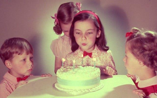 Parlez-nous de votre meilleur anniversaire