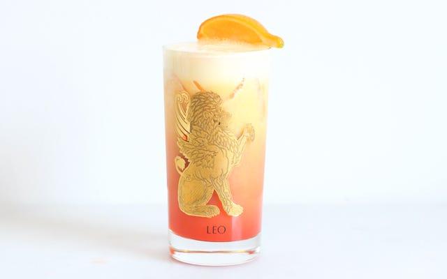 Le Garibaldi est le cocktail parfait pour le brunch d'hiver