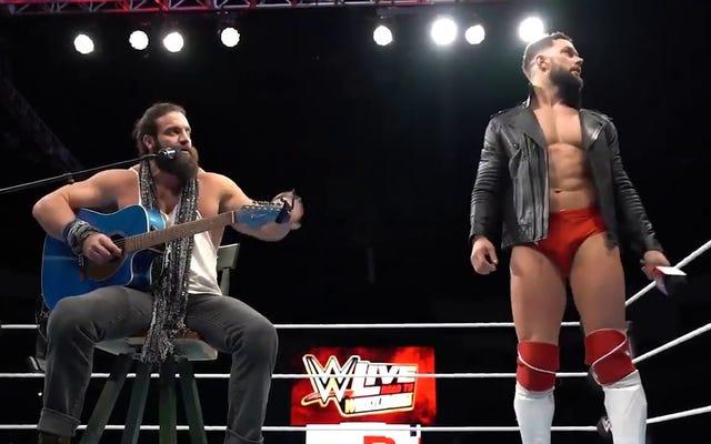 """Même les superstars de la WWE sont ici pour couvrir """"Shallow"""" de A Star Is Born"""