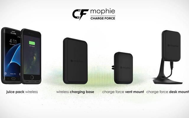 Propriétaires d'iPhone: le monde de la recharge sans fil est enfin votre huître