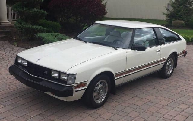 ในราคา $ 9,995 Toyota Celica GT ปี 1980 นี้จะเป็นรางวัลใหญ่ได้หรือไม่?