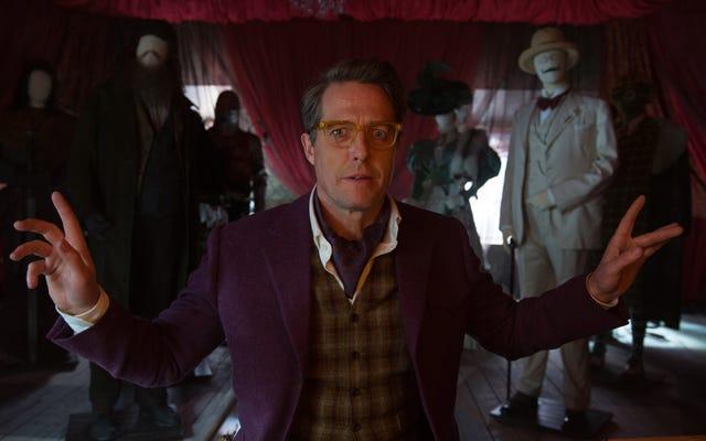 ह्यूग ग्रांट का कहना है कि पैडिंगटन 2 उनकी सबसे अच्छी फिल्म है, इसलिए उसे अन्यथा न कहें