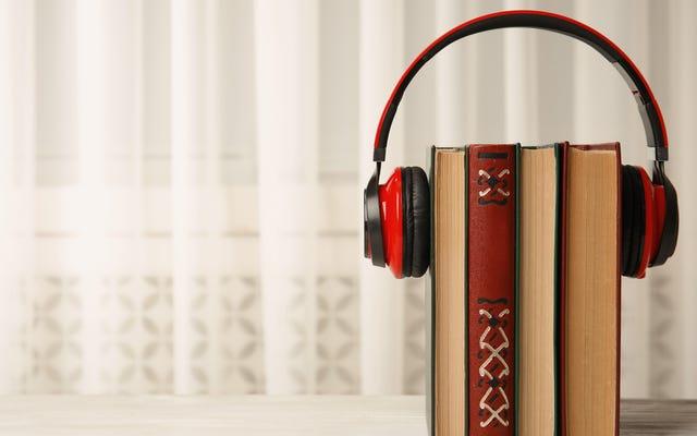 วิธีฟังหนังสือเสียงไลบรารีบน Sonos