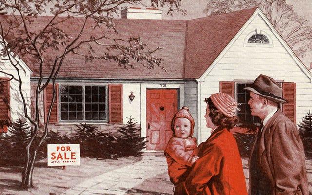 Dovresti trasferirti in periferia una volta che hai figli?
