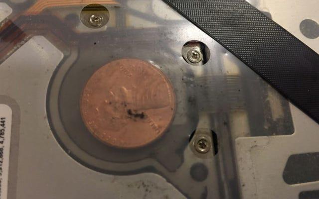 一部のMacBook内でコインがポップアップし続ける理由は誰にもわかりません