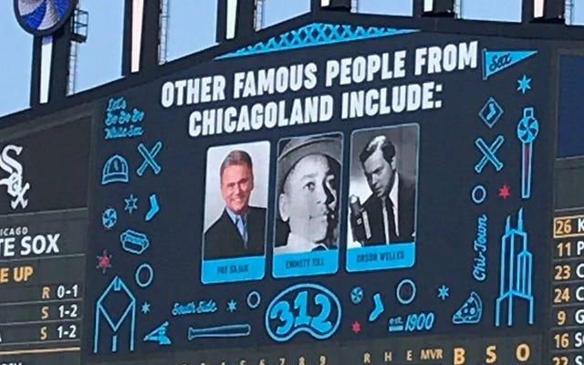 Les White Sox incluent Emmett Till sur la liste des célébrités de Chicago