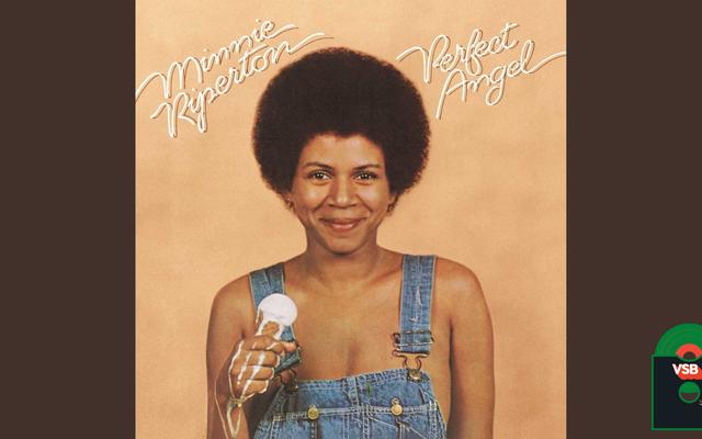 28日間のアルバムカバーの黒さをVSBで、15日目:ミニーリパートンのパーフェクトエンジェル(1974)