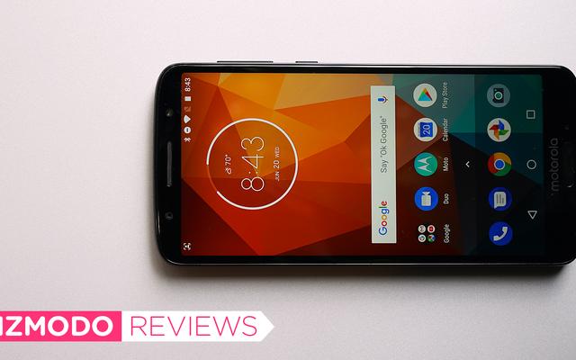 Motorola đang làm cho điện thoại thông minh giá rẻ thậm chí còn khó chống lại