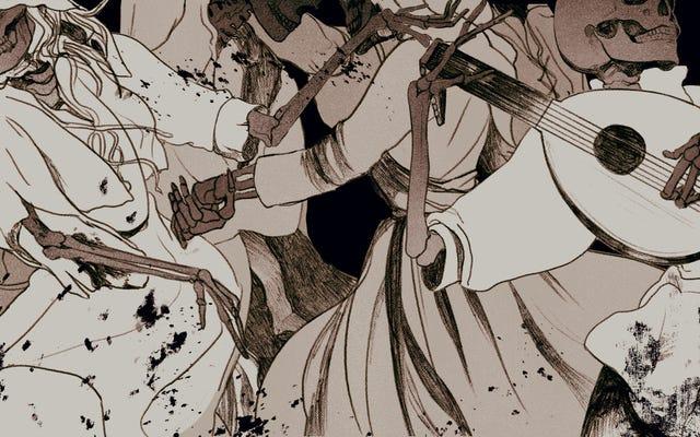 Cómo la gente medieval intentó alejar la peste de la danza