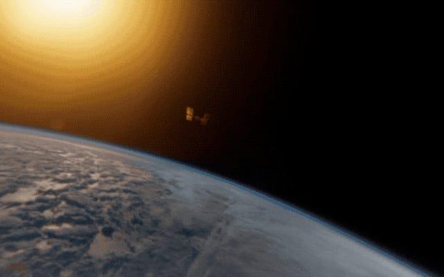 Guarda la Terra come solo pochi hanno fatto nel primo video VR registrato dallo spazio