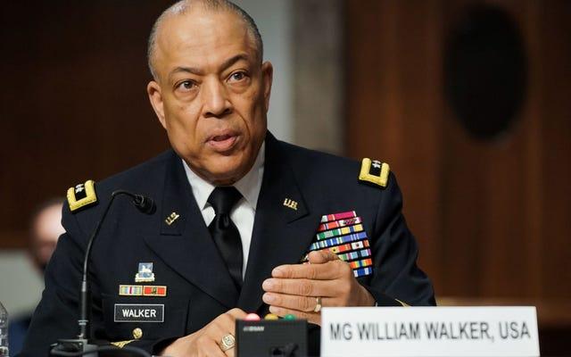 国会議事堂警察は民兵計画3月4日の攻撃を言います。将軍は国防総省が暴動を鎮圧するために州兵を承認するのに3時間かかったと言います