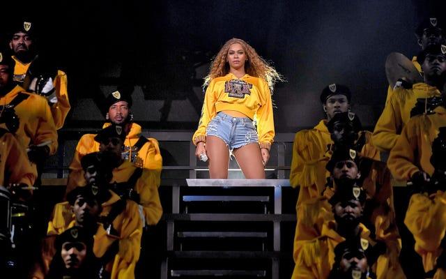Sur quelle partie de la performance Coachella de Beyoncé êtes-vous toujours obsédée?