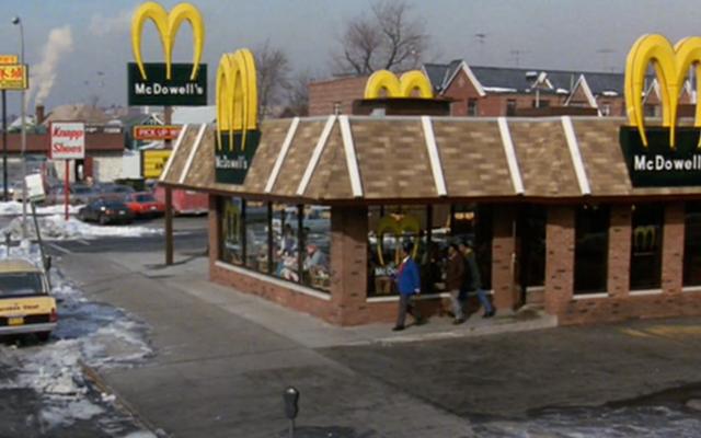 答えが必要なアメリカの質問に来る:マクドナルドよりもマクドナルドの方が良かったですか?定期考
