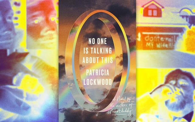 पेट्रीसिया लॉकवुड ट्रान्सडेंट नो वन इज़ टॉकिंग अॉफ टॉक इन द ऑनलाइन है