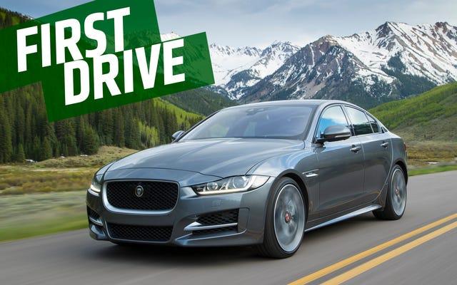 2017 Jaguar XE İyi Ama Kesinlikle En İyi Değil