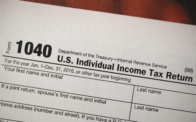 Если IRS отправит вам электронное письмо, возможно, это просто вредоносное ПО
