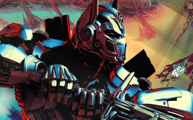 Patlama Dolu Transformers Setinde Öğrendiğimiz Her Şey: Son Şövalye