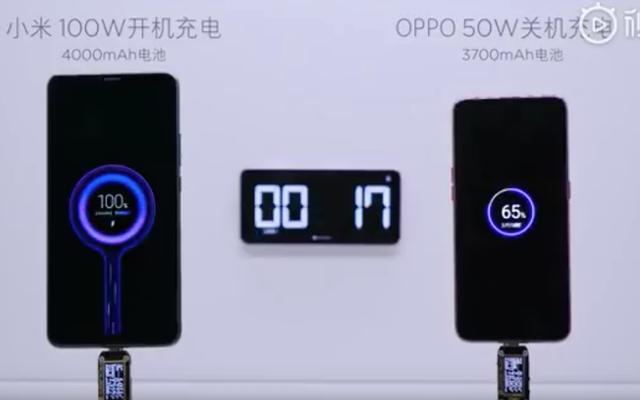 Xiaomi ha un fantastico caricabatterie da 100 W in grado di caricare un telefono in soli 17 minuti