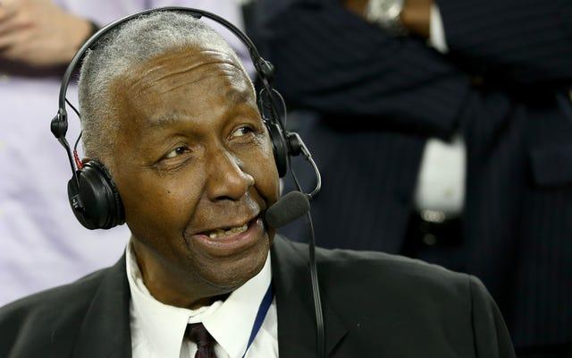 L'entraîneur de basketball de Georgetown, `` plus grand que la vie '', John Thompson est mort