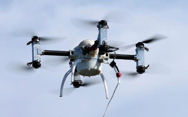 न्यू जर्सी विधायकों ने ड्रोन ड्रोनिंग के लिए दंड को मंजूरी दी