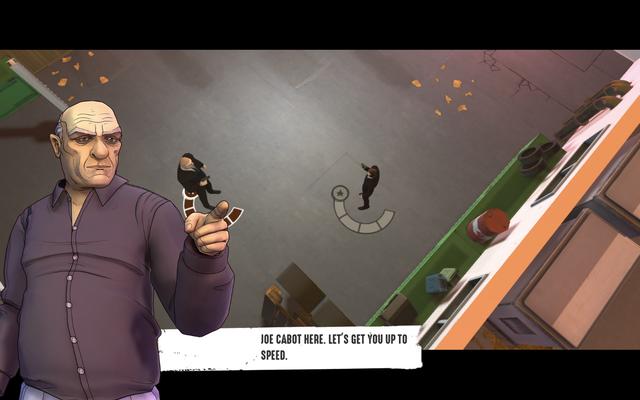 Chaque seconde du nouveau jeu Reservoir Dogs est une lutte émotionnelle